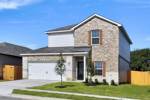 LGI Homes at Liberty Parke:The Carson Plan