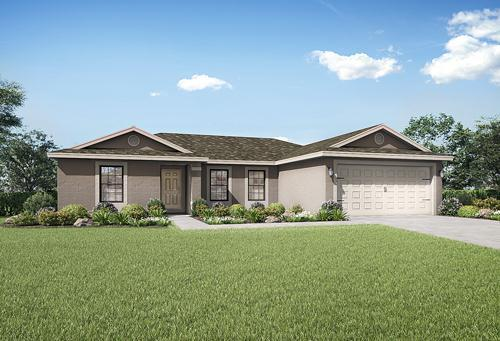 The Caladesi:Palm Coast by LGI Homes