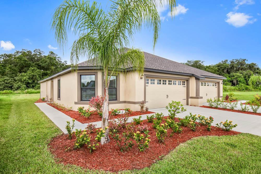 The Boca Grande:LGI Homes - Spring Ridge