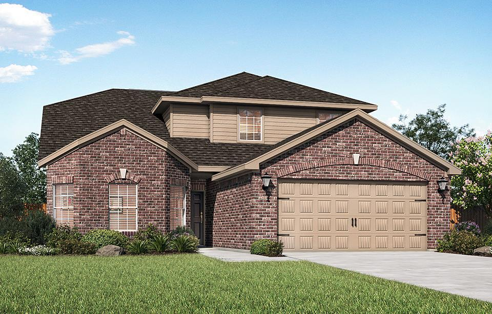 The Cypress at Vacek Country Meadows:LGI Homes at Vacek Country Meadows