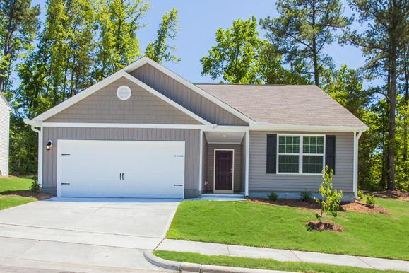 The Alamance Plan:Beautiful 3-bedroom home