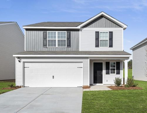 LGI Homes at Glen Meadows:Gorgeous home loaded with upgrades & available for quick move-in