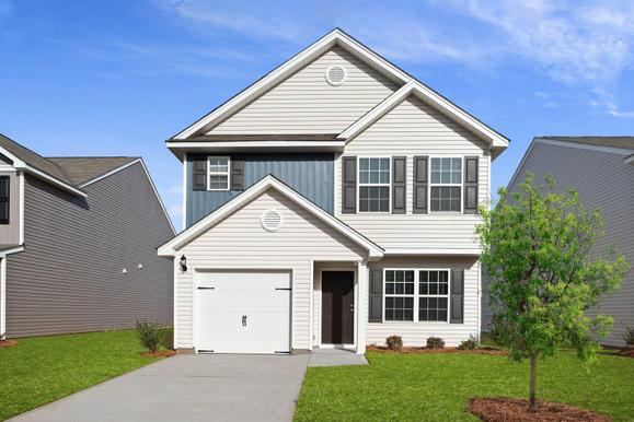 The Anson Plan:Gorgeous 3 bed/2.5 bath home with stunning upgrades!