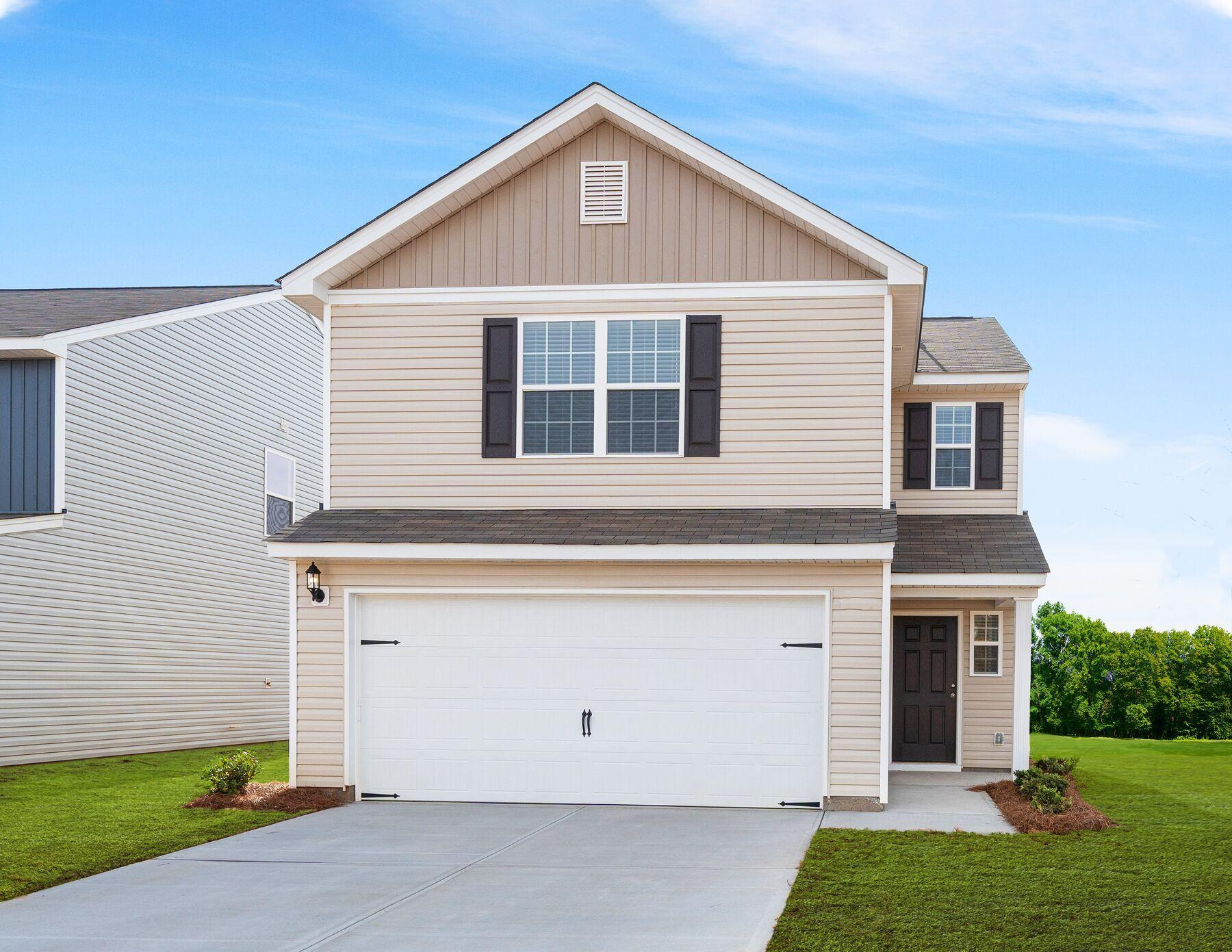 The Ashley Plan:Gorgeous home loaded with upgrades and move-in ready!
