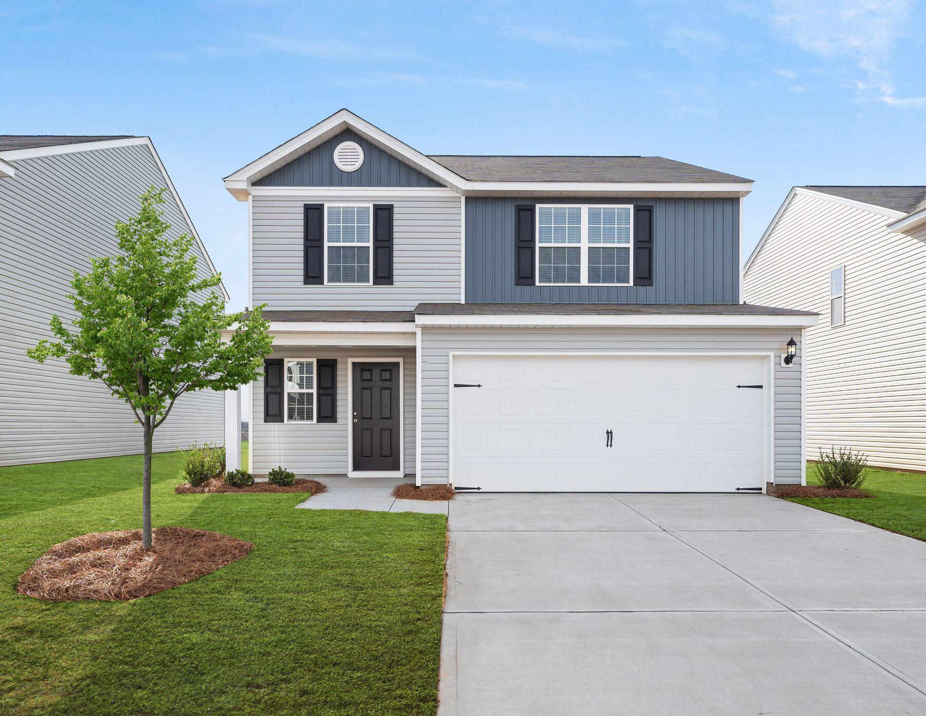 The Avery:Gorgeous home loaded with upgrades & available for quick move-in