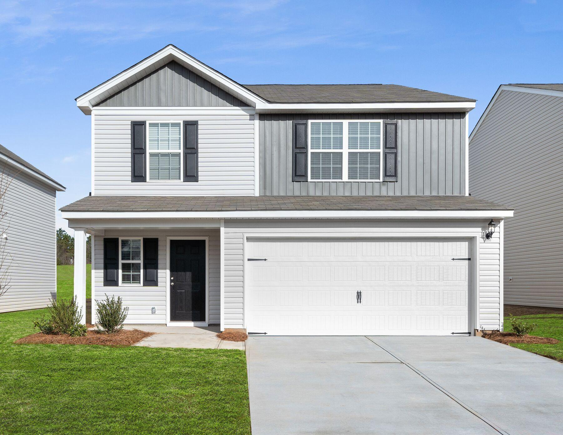 The Camden :Gorgeous home loaded with upgrades and move-in ready!