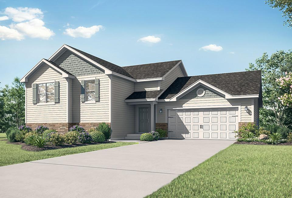 The Nicollet by LGI Homes:LGI Homes at Willow Creek