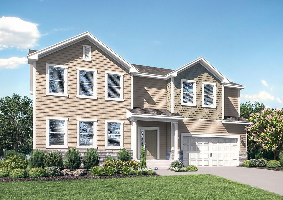 The Scott by LGI Homes:LGI Homes at Willow Creek