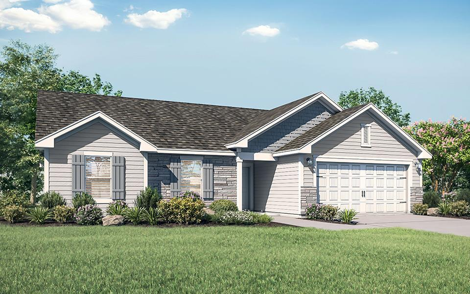 The Chippewa Plan by LGI Homes:LGI Homes at White Tail Ridge