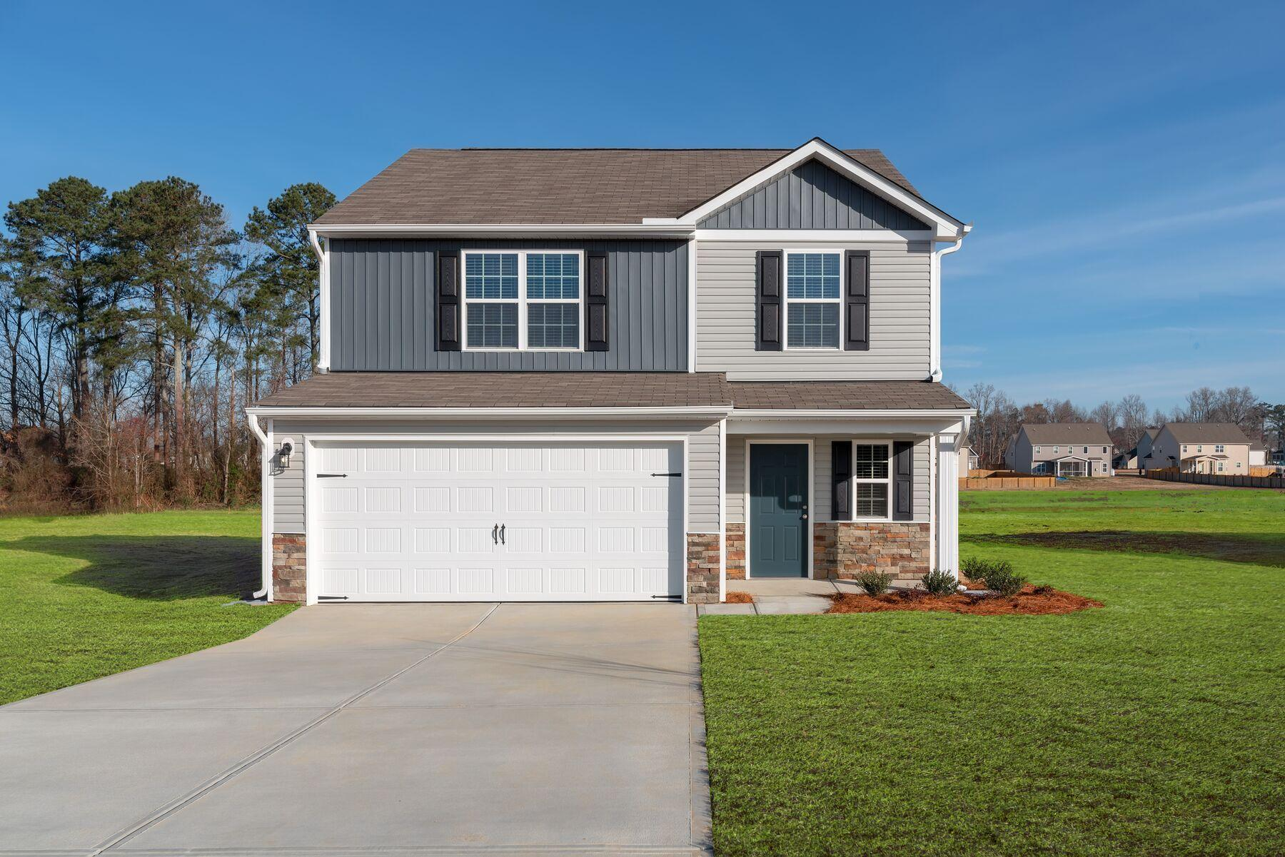 The Avery Plan:Beautiful 3 bed/2.5 bath home with gorgeous included features!