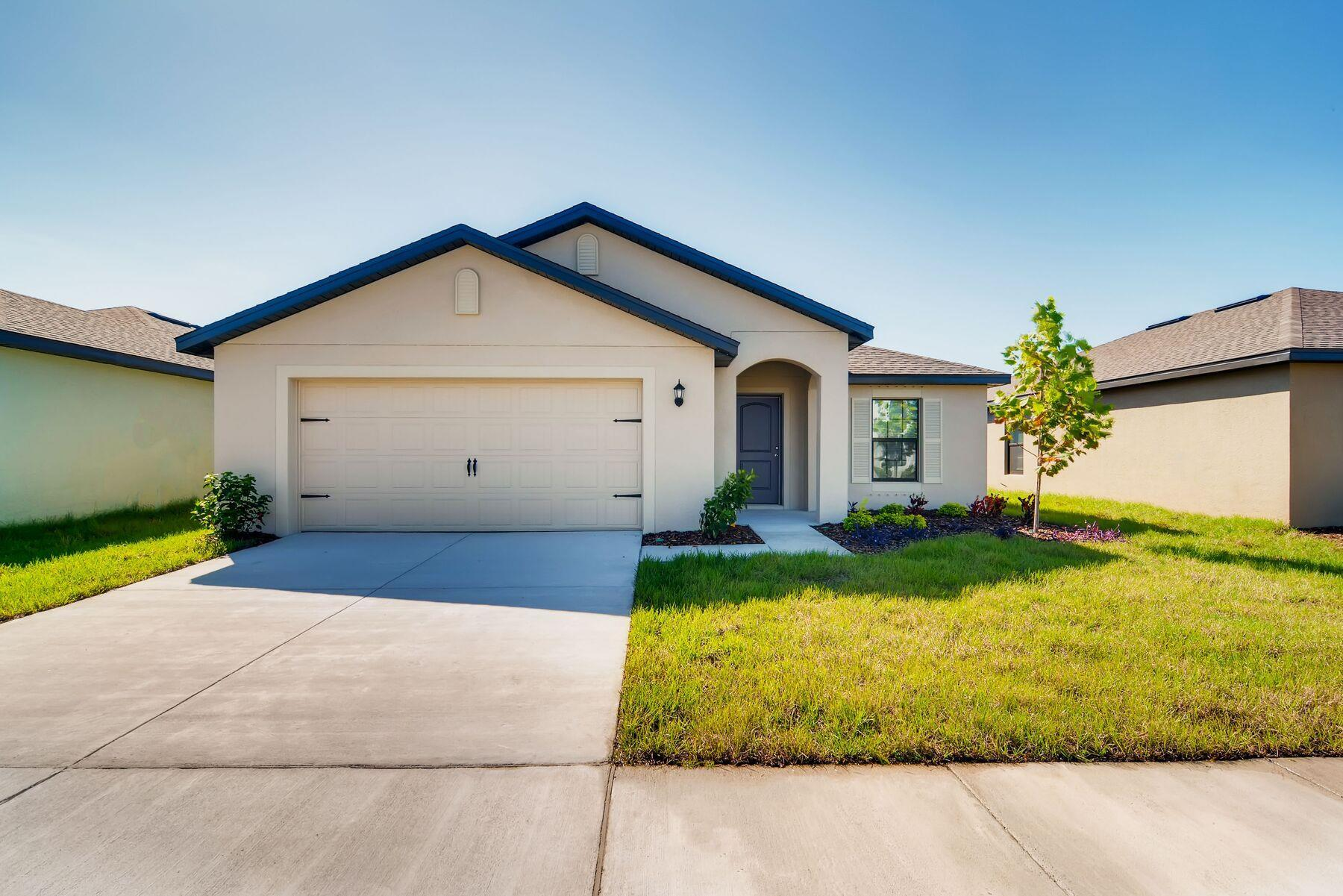 San Marino by LGI Homes:See why new homeowners are loving the move-in ready San Marino plan