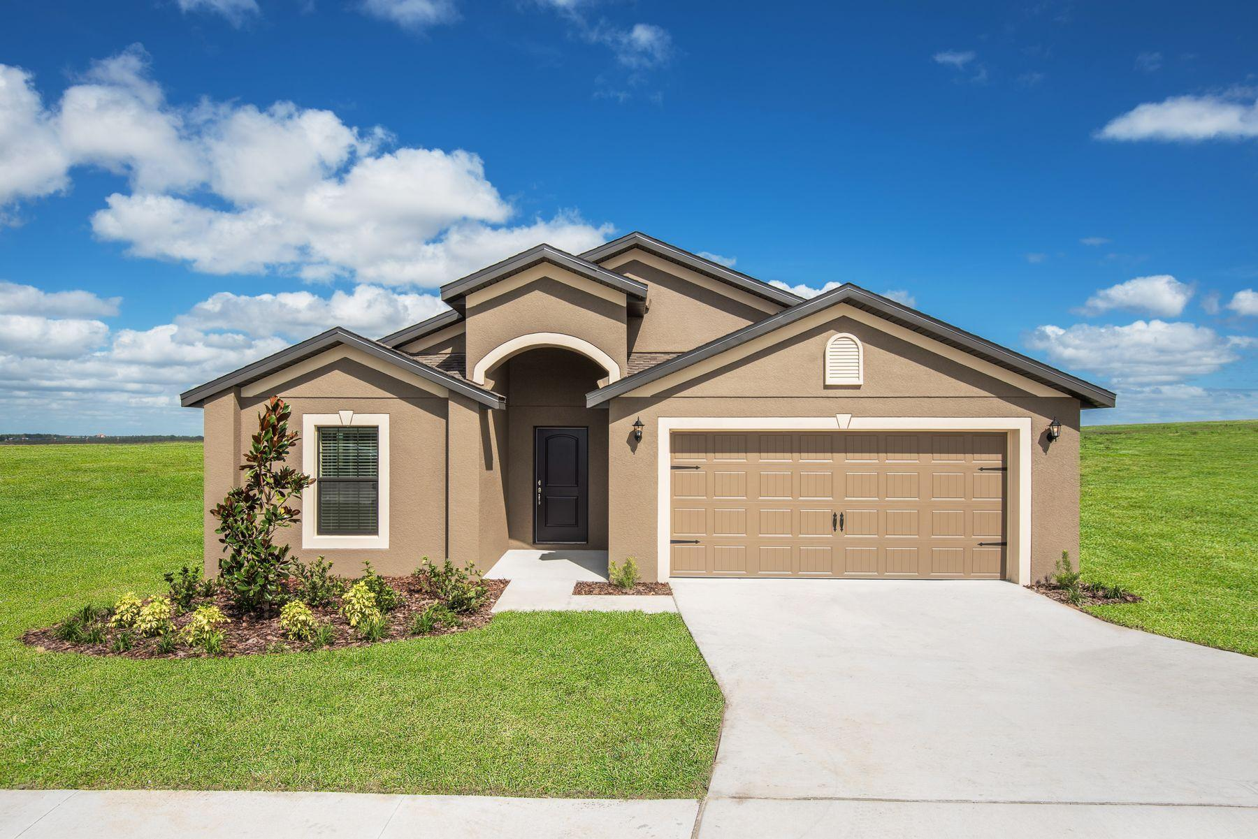 The Estero by LGI Homes:This gorgeous dream home comes with energy-efficient appliances already included
