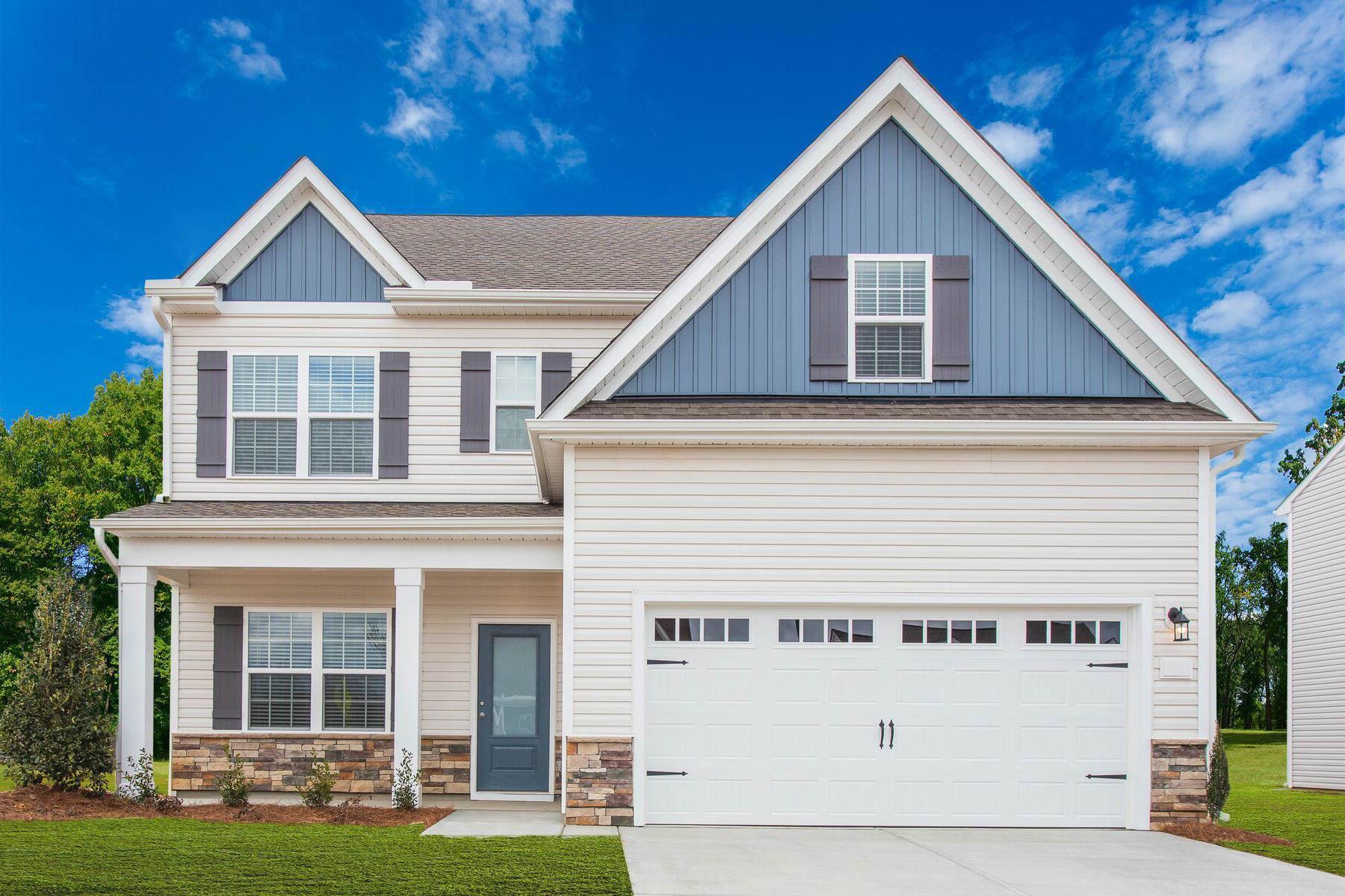 The Hartford:LGI Homes - Legacy