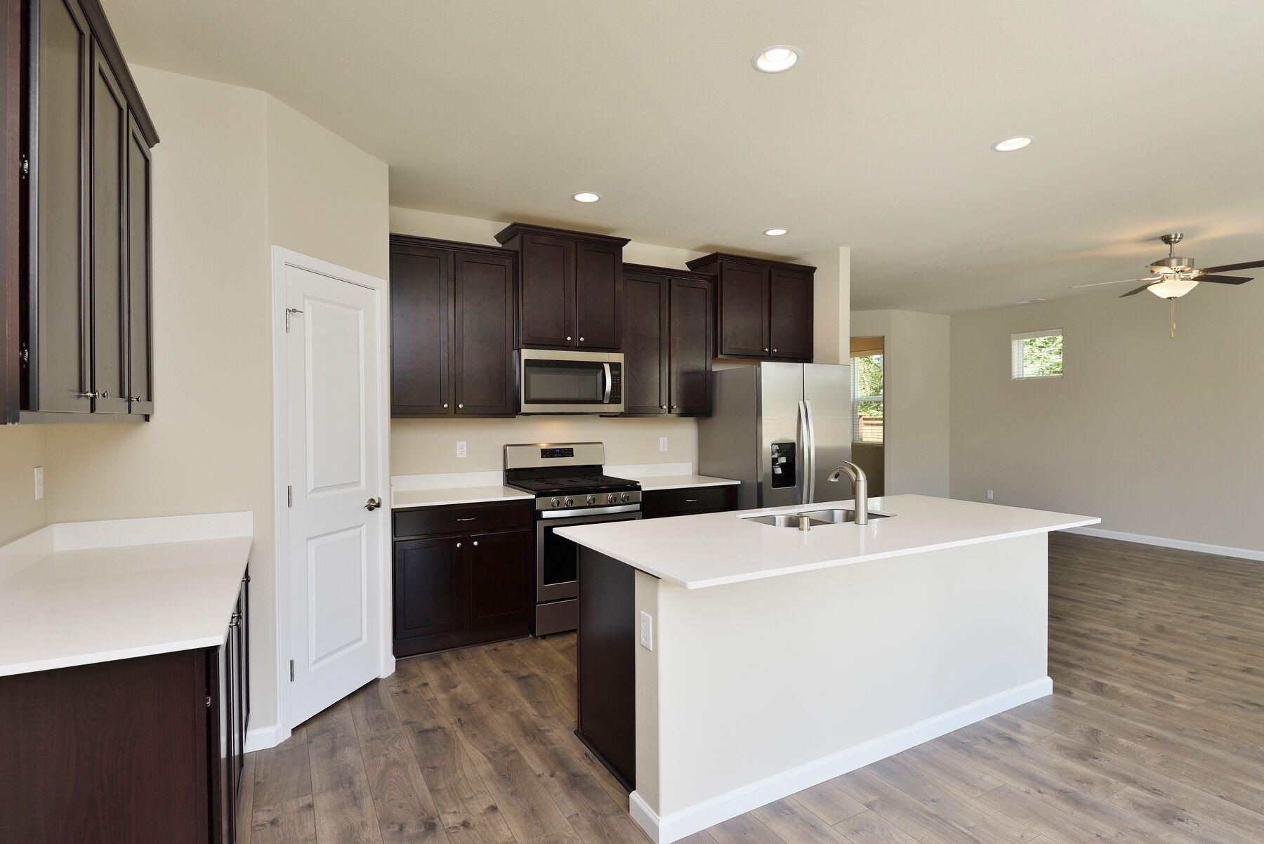 The Larch with CompleteHome Plus™ package by LGI Homes:Available at Bay Vista by LGI Homes