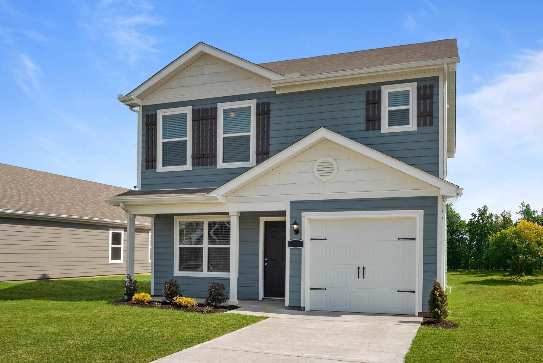 The Anson by LGI Homes:Charming 3 bedroom, 2.5 full bath home!