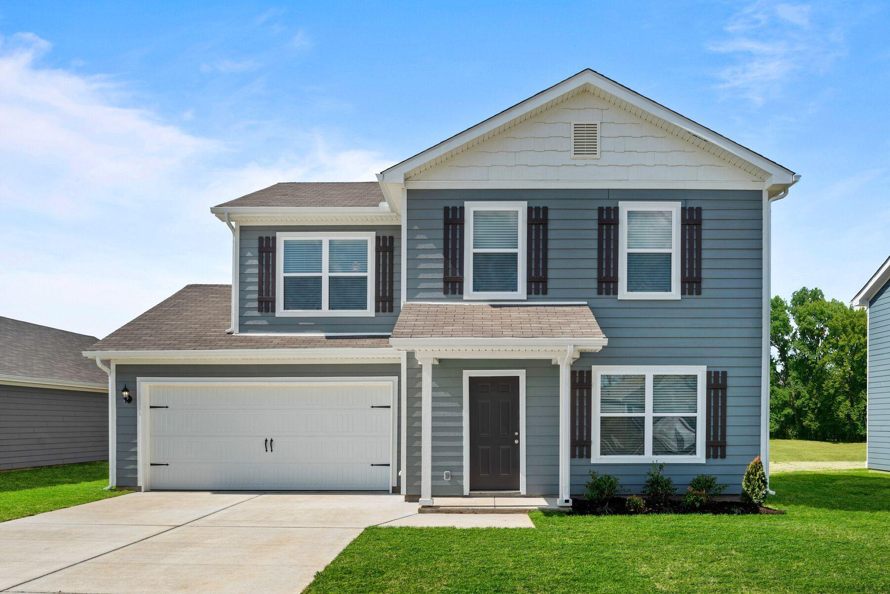 The Benton by LGI Homes:The Benton Plan is available now at Westwind!