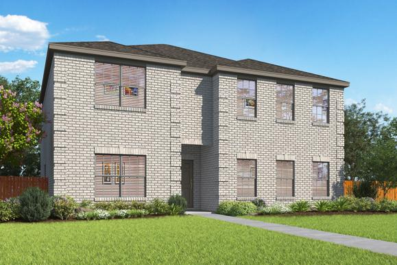 The Cooper by LGI Homes:The spacious Cooper plan offers the space you desire!