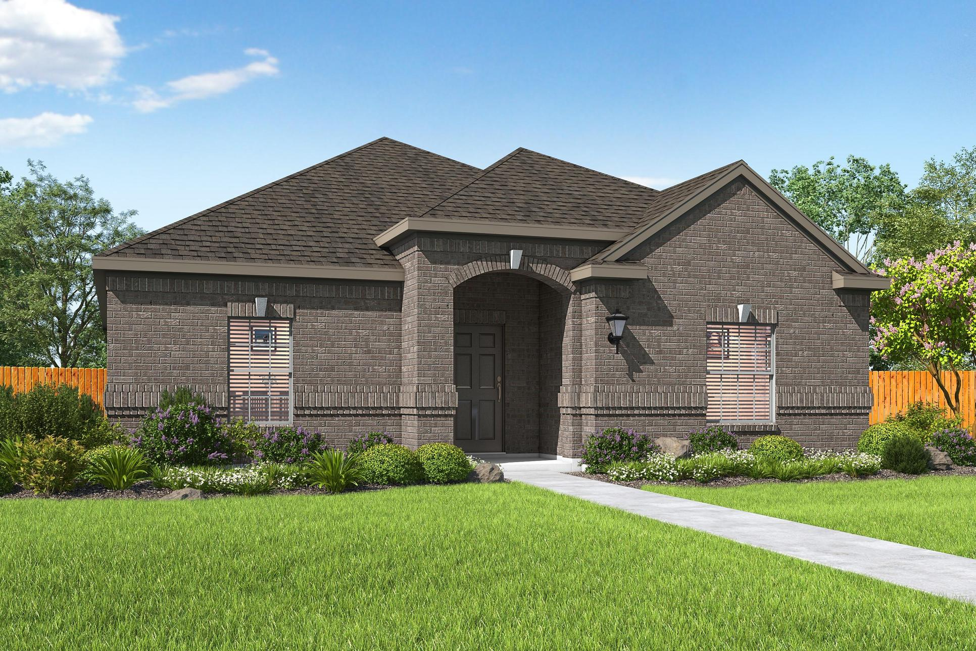 The Tanglewood by LGI Homes:The Tanglewood Plan is available now at Hampton Meadows!