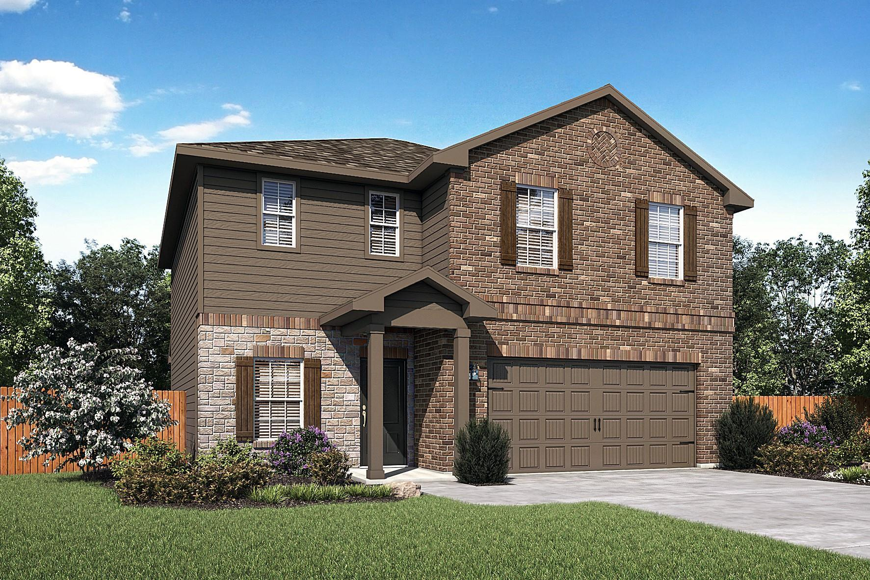 The Shelby Plan by LGI Homes:The stunning Shelby plan is now available at Talise de Culebra