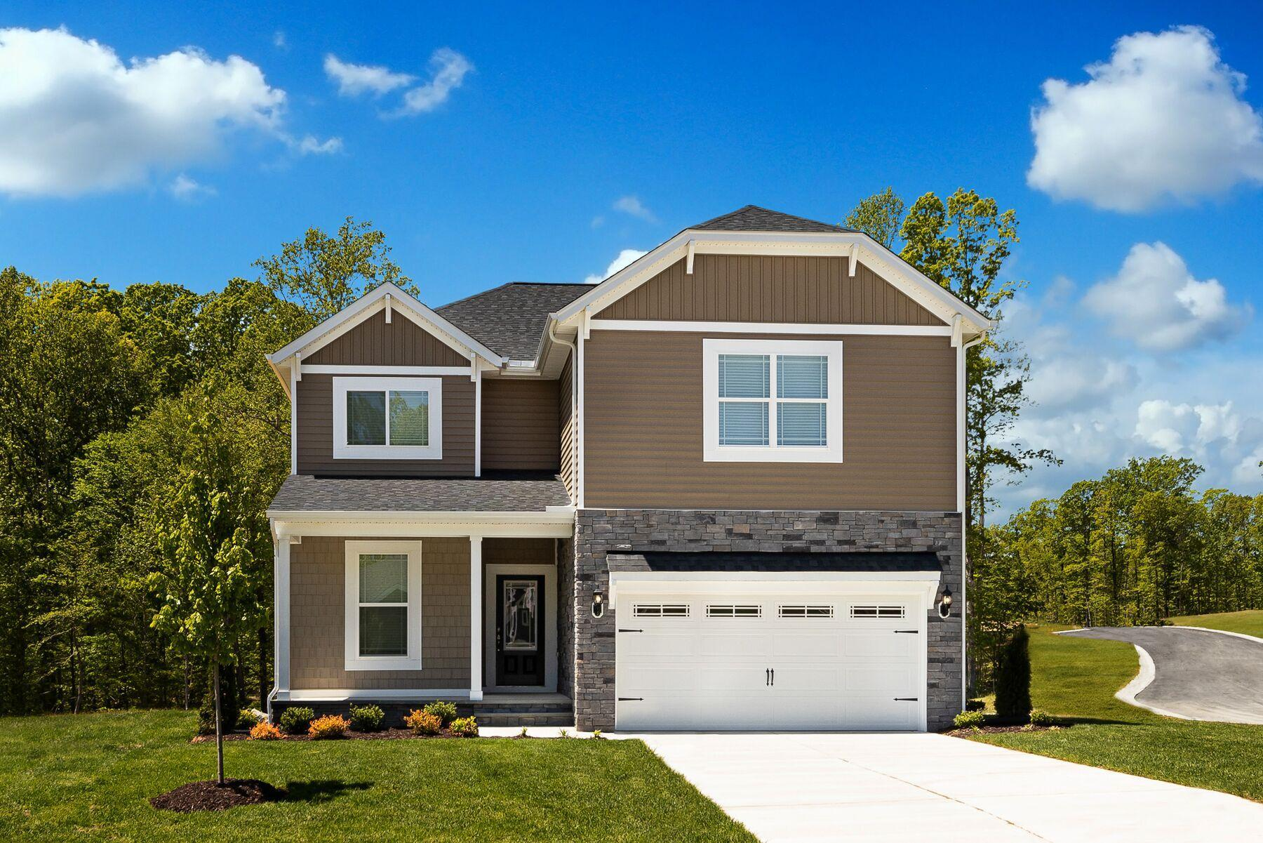 The Waverly A by LGI Homes:LGI Homes at NewMarket