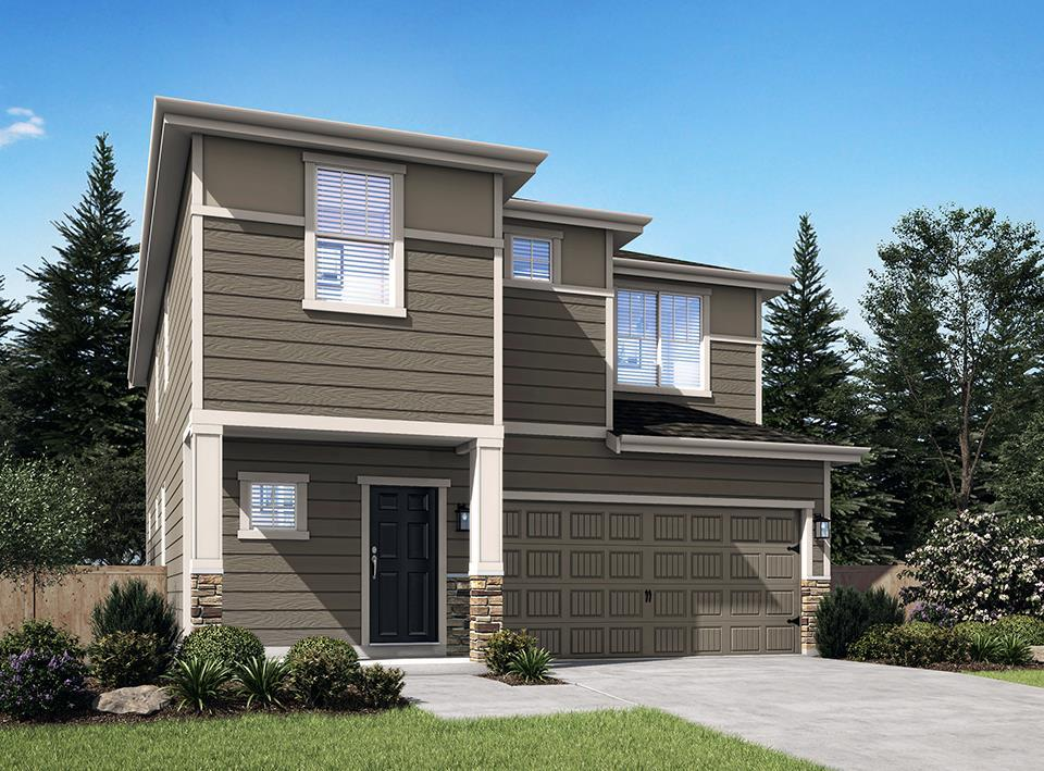 The Juniper B by LGI Homes:LGI Homes at Riverside Estates