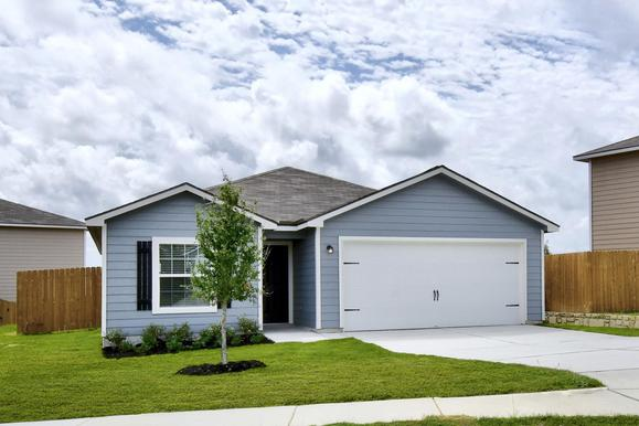 The Maple by LGI Homes:The Maple plan is available NOW at Luckey Ranch!