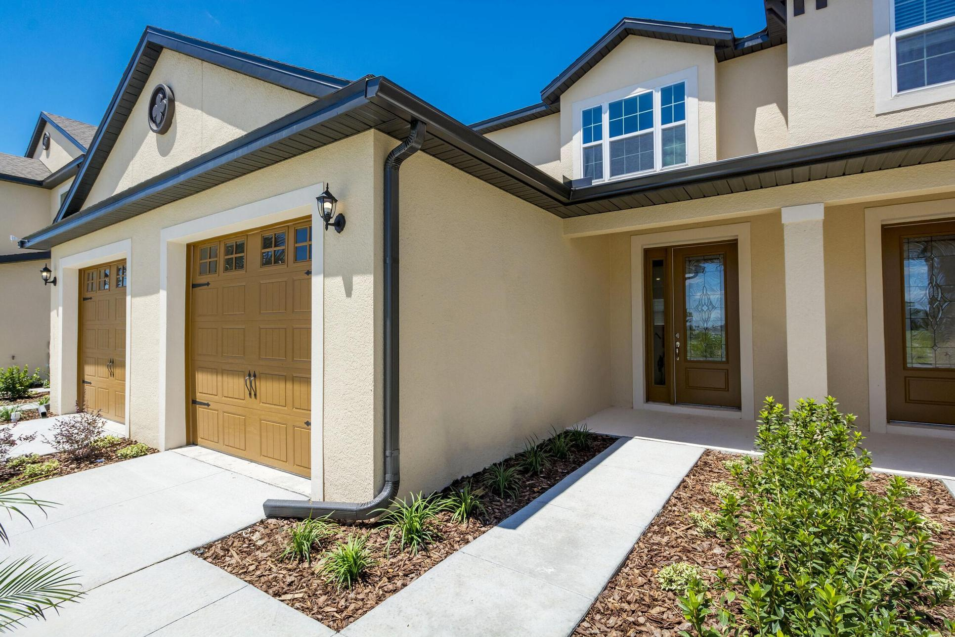 The Calabria by LGI Homes:Open-concept floor plan with added features included