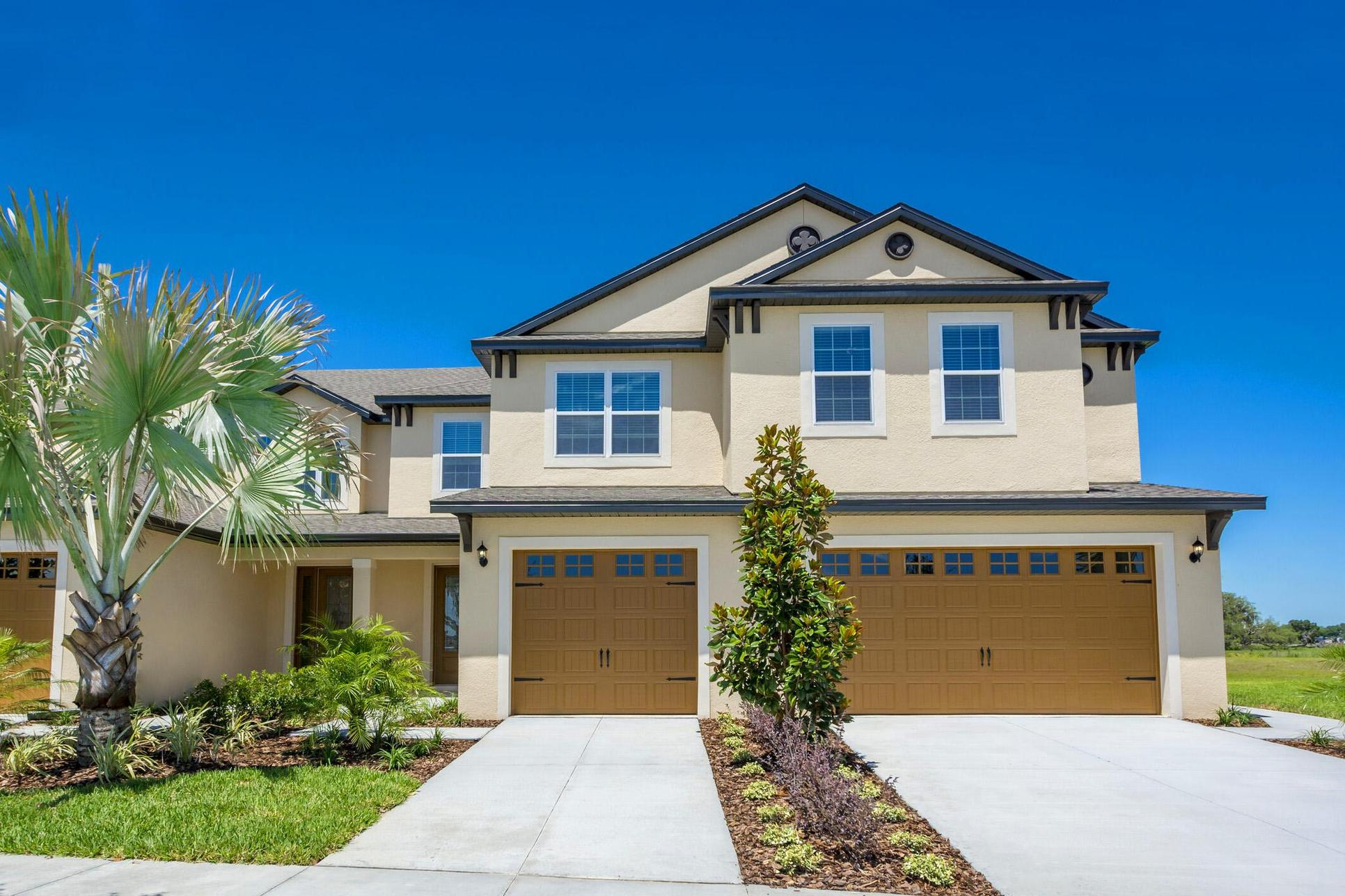 The Sorrento by LGI Homes:Spacious two-story home located near Wesley Chapel
