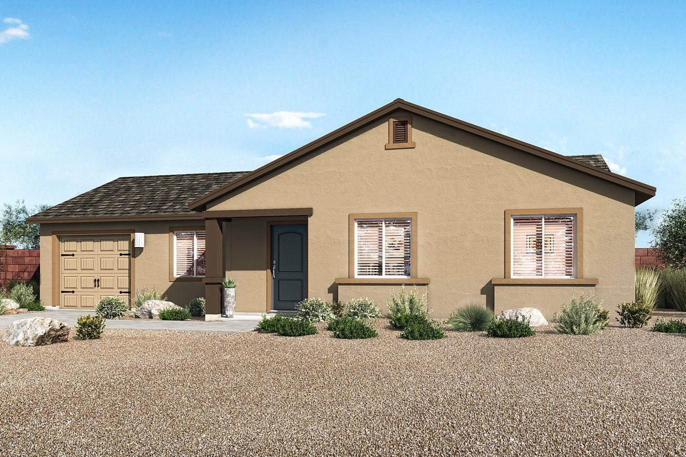 The Alamo by LGI Homes:Spacious 3-bedroom home with walk-in closet