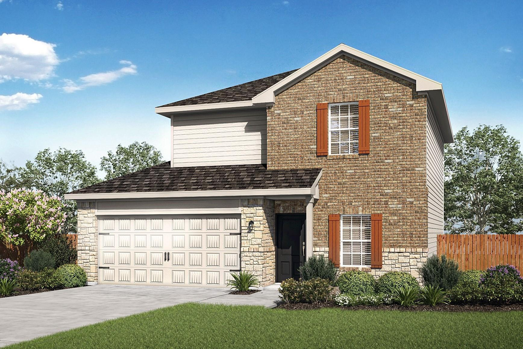The Carson by LGI Homes:The Carson floor plan is now available at Luckey Ranch!