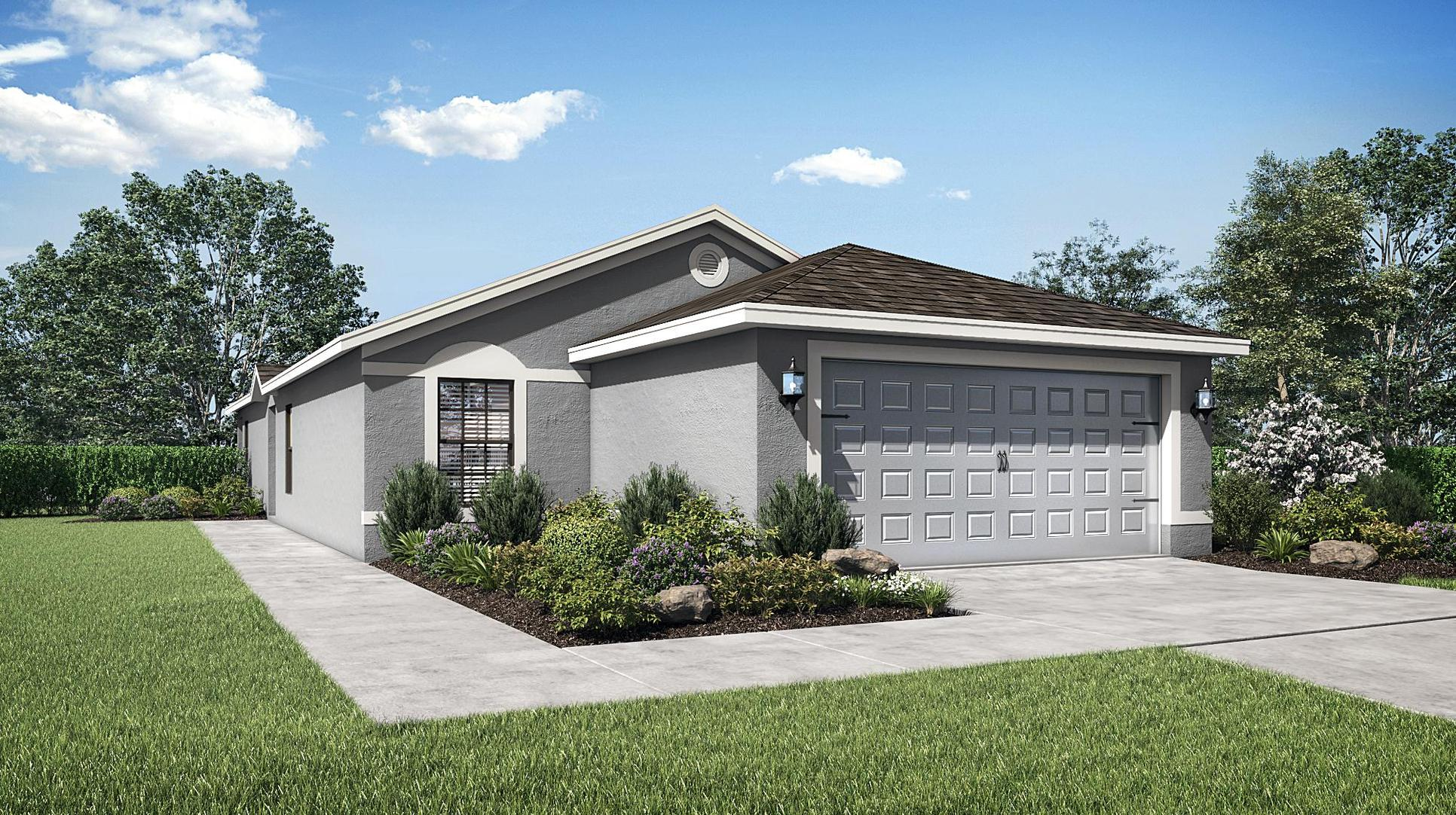 The Cocoa by LGI Homes:The Cocoa by LGI Homes features a gorgeous chef-ready kitchen and multiple spacious bedrooms