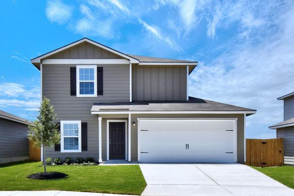 The Beech by LGI Homes:The Beech plan is available now at Savannah Place!