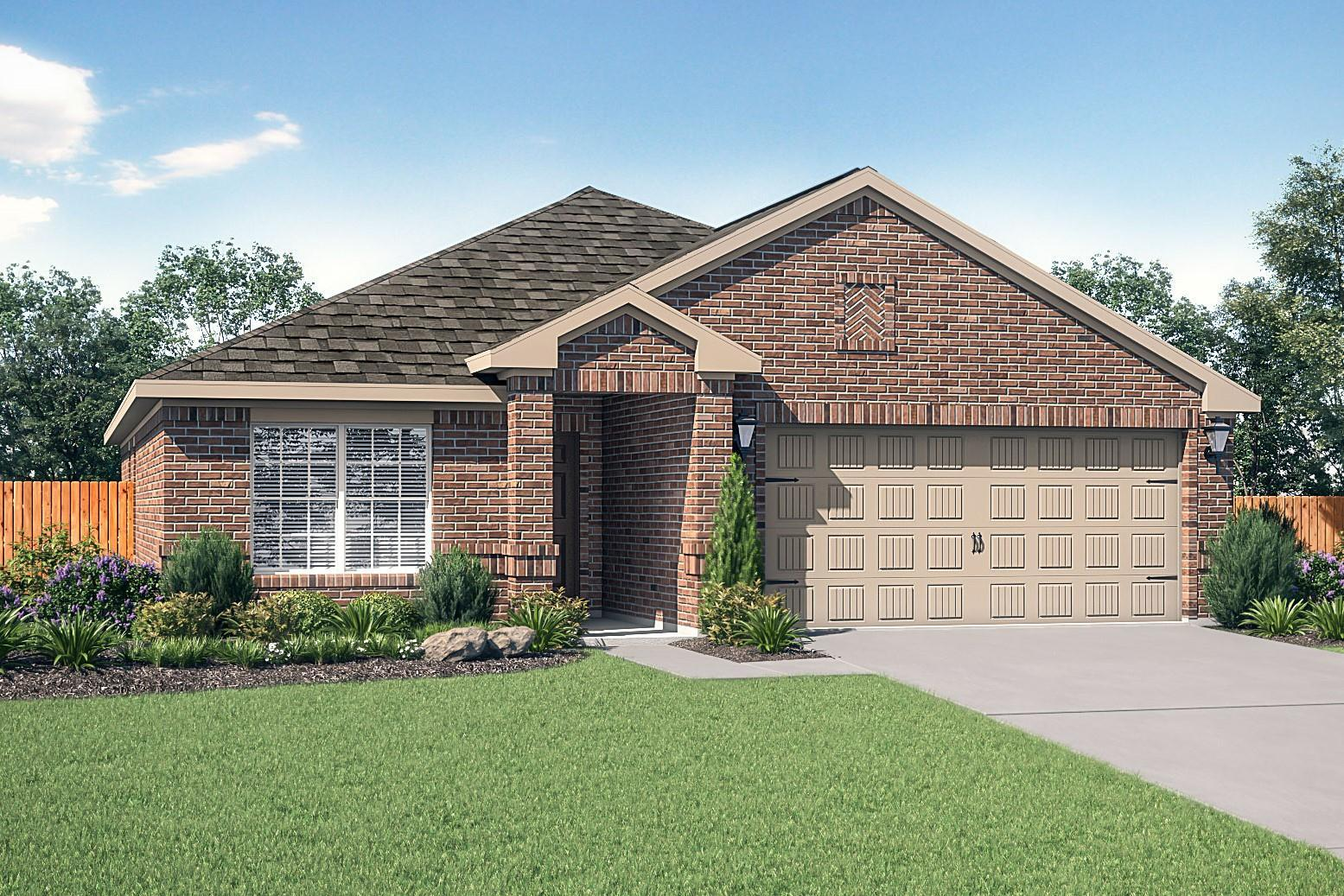 LGI Homes at Chisholm Springs:The Blanco plan at Chisholm Springs is now available!