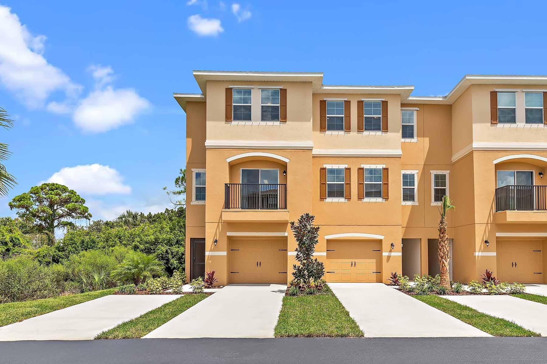 The Pine Key by LGI Homes:Open-concept floor plan with plenty of storage space