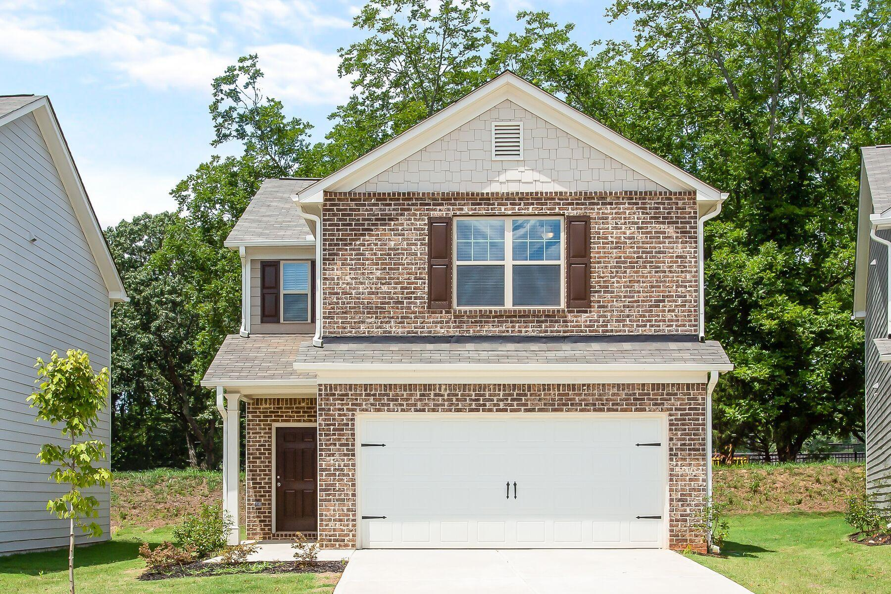 The Charleston by LGI Homes:Spacious 3-bedroom home with great curb appeal!