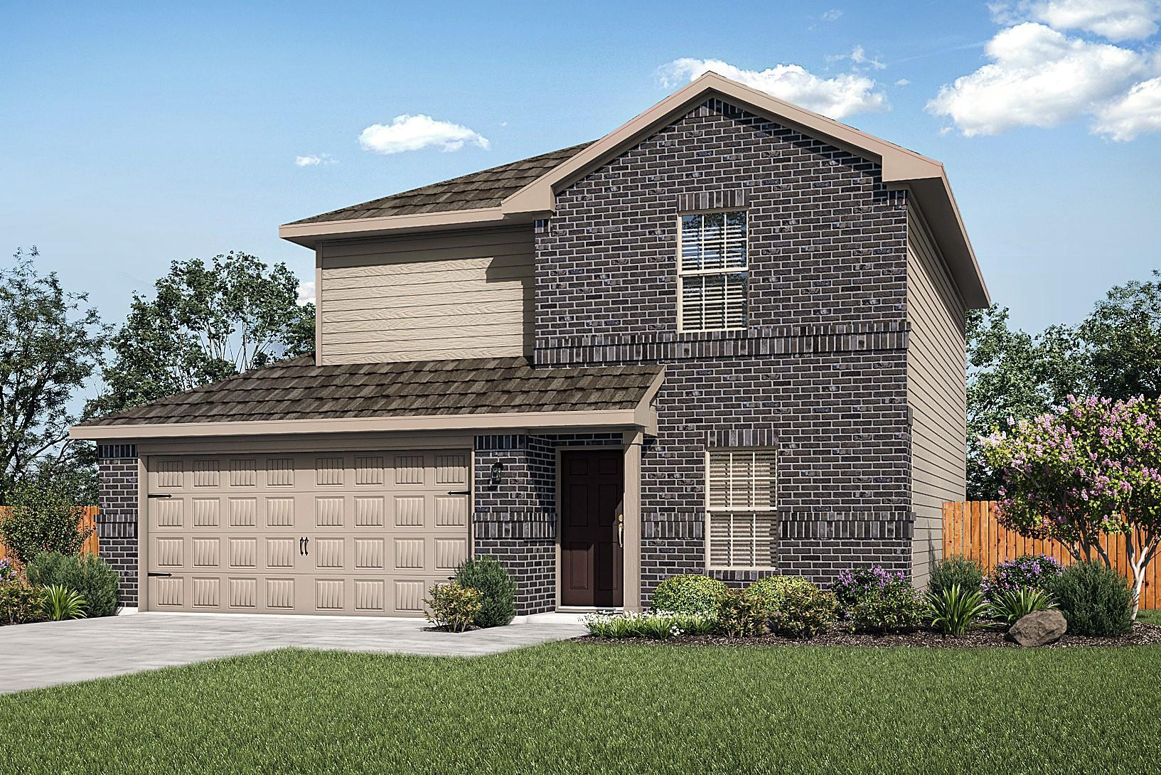 The Canyon by LGI Homes:The 3-Bedroom Canyon Plan is now available!
