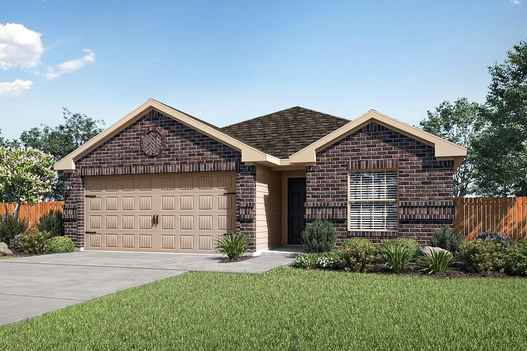 The Frio by LGI Homes:The gorgeous Frio is now available at Sonterra!