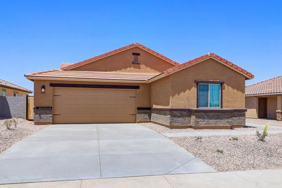 The Picacho by LGI Homes:Spacious, open concept layout