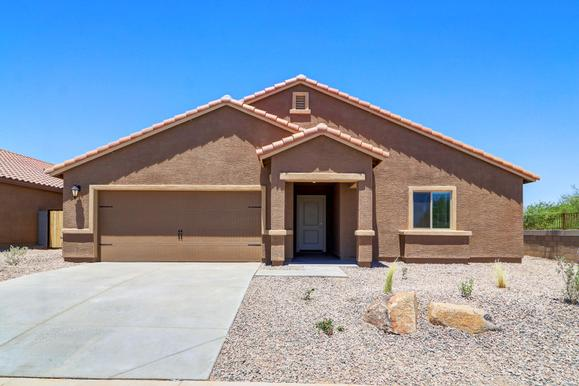 The Tortolita by LGI Homes:Large 5-bedroom home with chef-ready kitchen!
