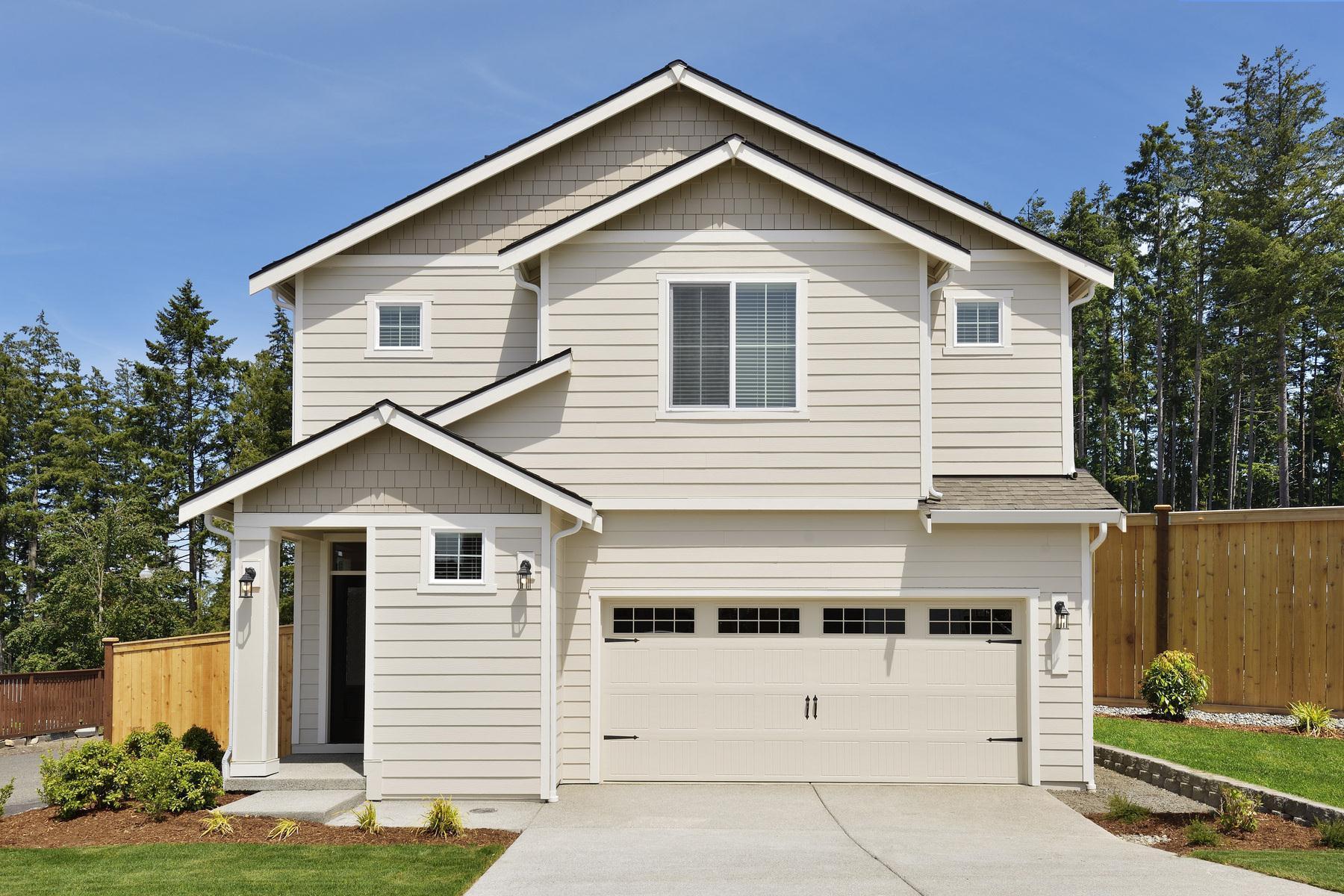 The Hawthorn Elevation A by LGI Homes:LGI Homes at Bay Vista