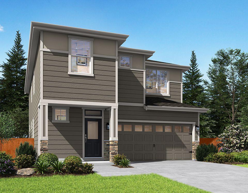 The Juniper B by LGI Homes:LGI Homes at 5th Plain Creek Station