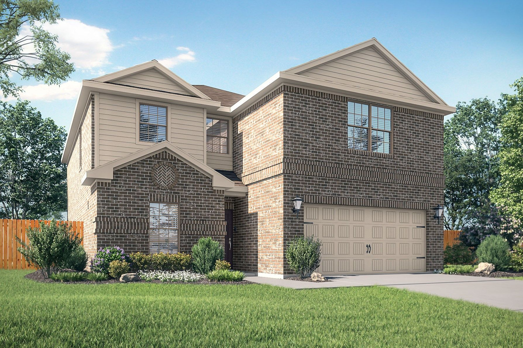 The Driftwood by LGI Homes:The stunning Driftwood plan by LGI Homes.