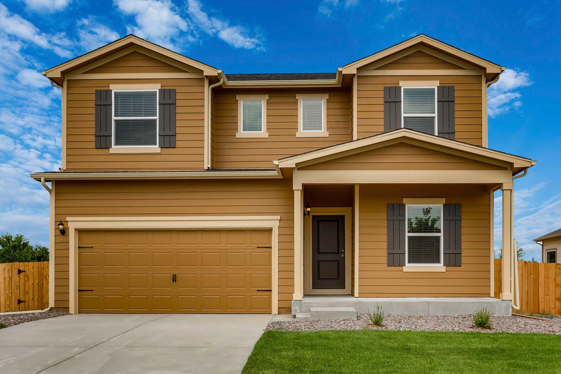 The Columbia:LGI Homes - Westview