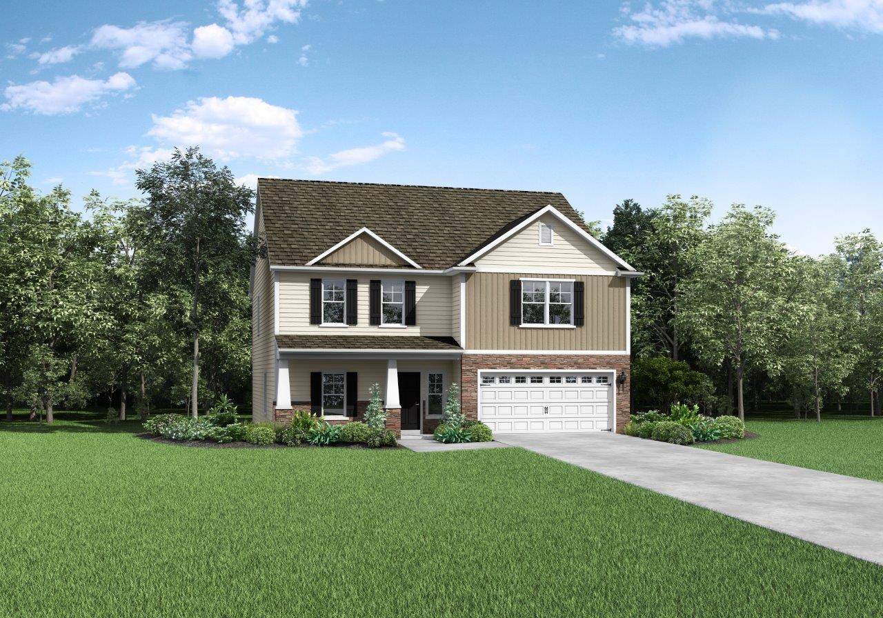 The Kiawah:LGI Homes - Stratford