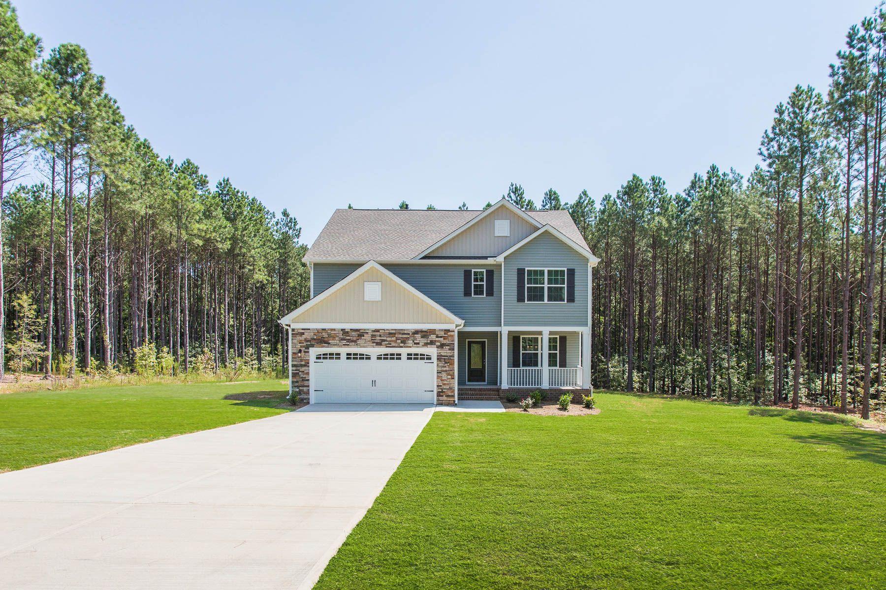 The Jackson :LGI Homes - Weatherby