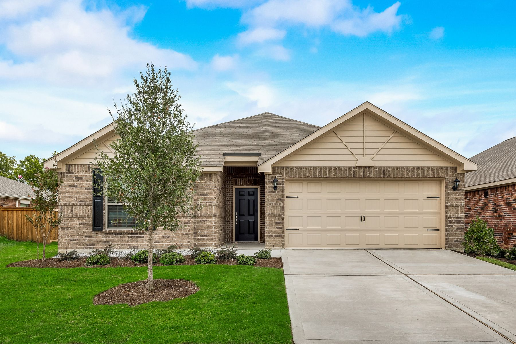 The Atchison by LGI Homes:The gorgeous Atchison plan by LGI Homes