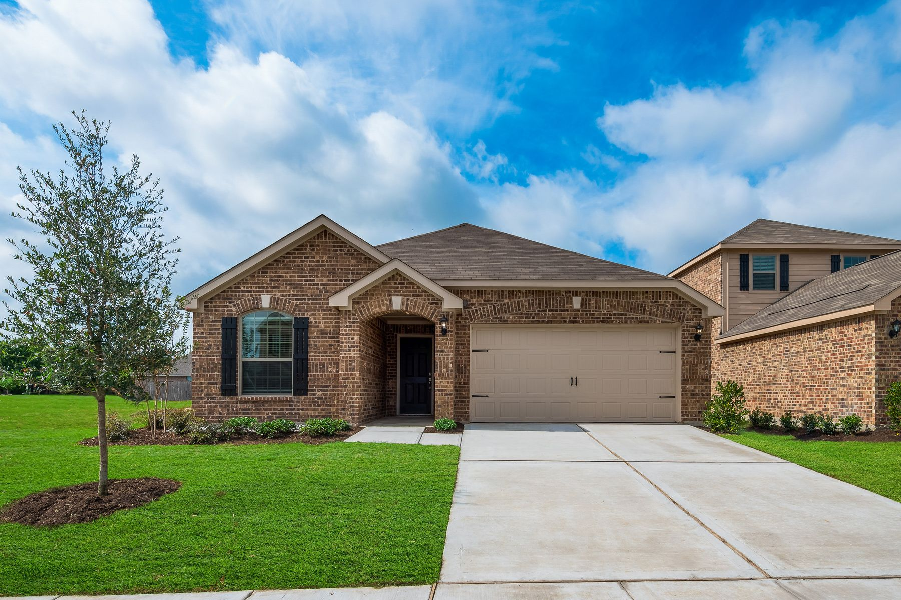 The Topeka by LGI Homes:The Topeka is a stunning one-story plan at Willowwood!