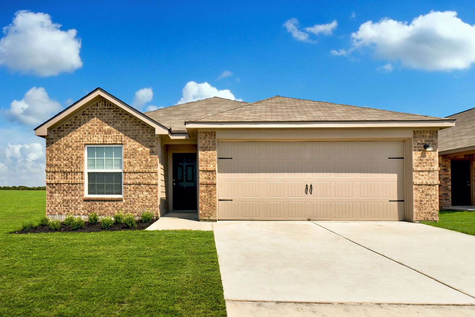 The Fri by LGI Homes:The Frio is a stunning, single-story home at Homestead Estates!