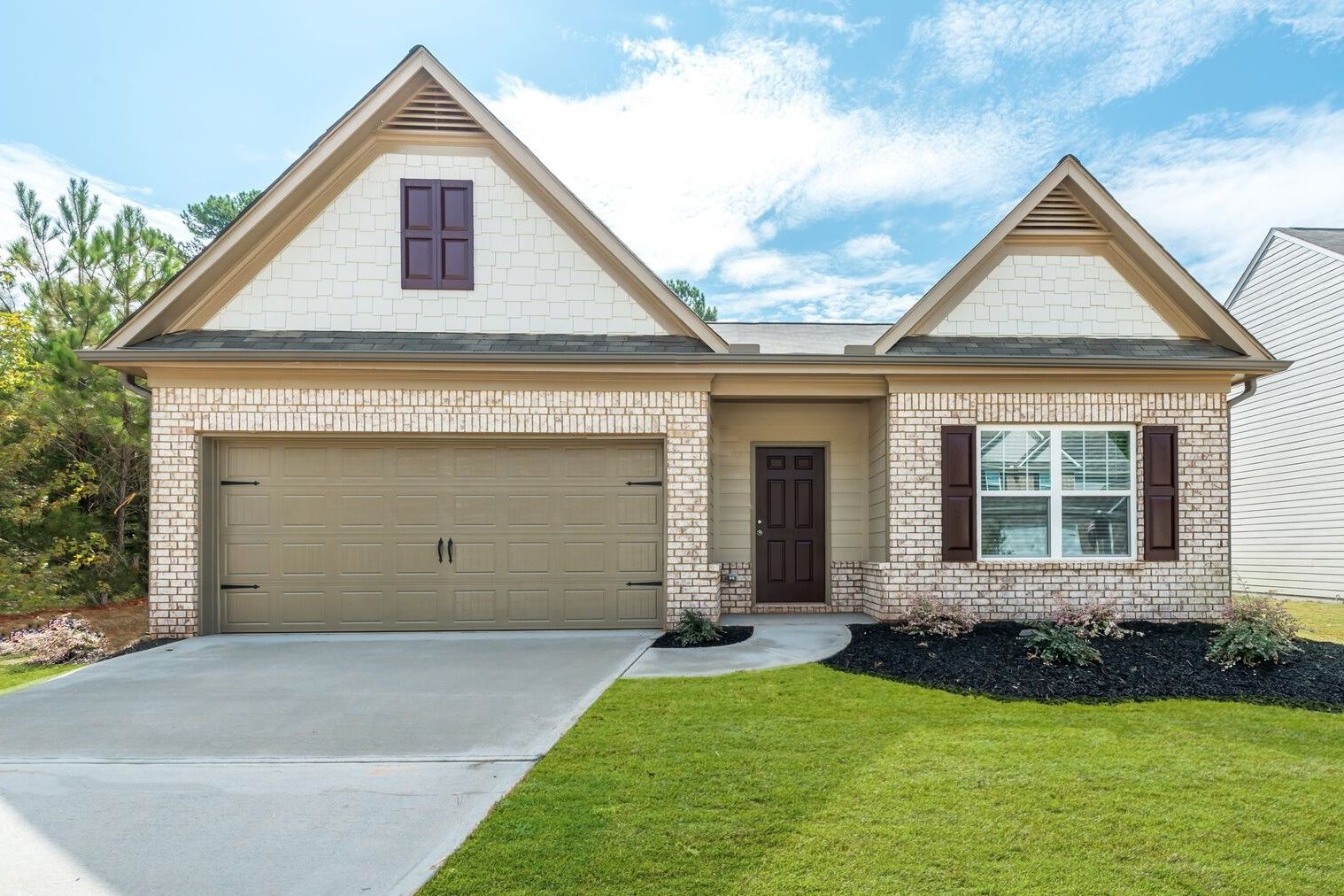 The Allatoona by LGI Homes:Affordable, move-in ready home