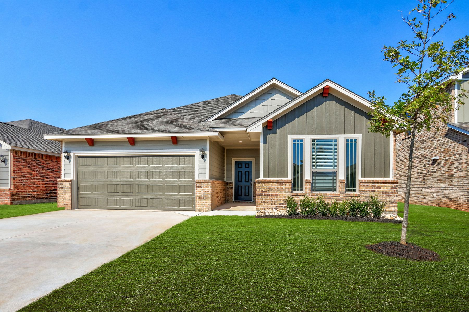 LGI Homes at Wyndemere:The Keaton plan is a gorgeous one-story home at Wyndemere.